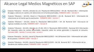 webinar os magnéticos en sap