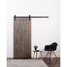 Barn Gray 3' x 7' Traditional 'Z' Barn Door | RC Willey Furniture Store