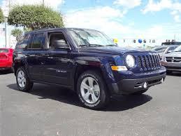 jeep patriot 2014 blue. Plain Blue 2014 Jeep Patriot Sport  True Blue On R