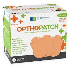Skin Tone 40 Pack Opthopatch