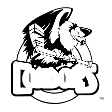 bakersfield condors logo black and white