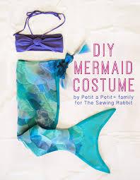 diy mermaid costume tutorial