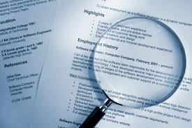 Resume Cv Template Examples Resume Cvs