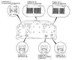 94 97 98 01 integra cluster into 92 95 96 00 civic wiring diagrams 1994 2001 integra pin designations