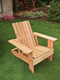 diy adirondack chair plans free
