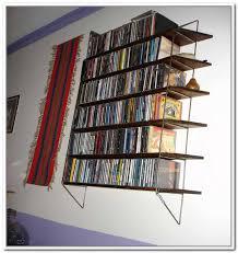 cd dvd wall storage best storage ideas