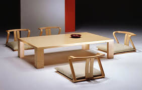 Image Japanese Style Traditional Japanese Dining Room Furniture From Hara Design Homedit Japanese Dining Room Furniture From Hara Design
