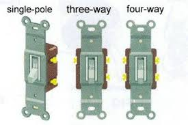 double pole light switch com double pole light switch lighting