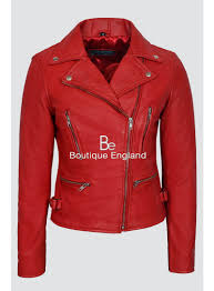 ashes to ashes las 2100 red slim fit fashion designer real lamb leather jacket