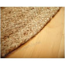 zwolle round jute rug natural and brown 4 x4 farmhouse