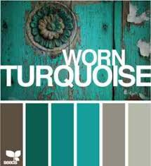 Turquoise/Green color inspiration for family room makeover | Teal living  rooms, Dark teal and Dark grey