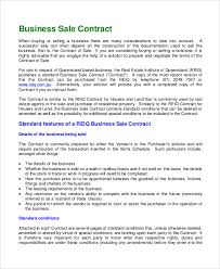 sales contracts sample sample sales contract 7 documents in pdf word