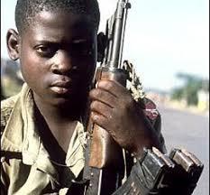 UNICEF estima entre 250 y 300 mil los niños soldados en el mundo