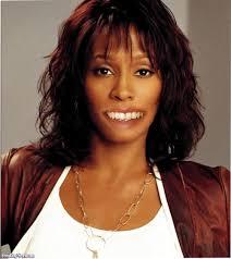 Whitney Houston Hairstyles Whitney Houston Big Mouth Pictures Freaking News