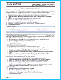 Administrative Assistant Functional Resume Free Resume Example
