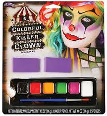 image is loading clown makeup kit facepaint set fancy