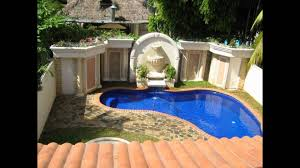 Inground Swimming Pool Designs For Small Backyards Underground .