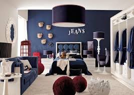 Kids Bedroom Red White And Blue Denim Themed Boys Room green baby