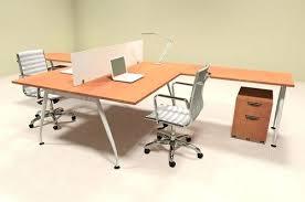 Office workstation desks Modular Two Person Divider Office Workstation Desk Set Of Con Desks Cbi Group Two Person Divider Office Workstation Desk Set Of Con Desks Upcmsco