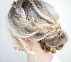Image Coiffure Invitée Mariage Cheveux Mi Long Coiffure
