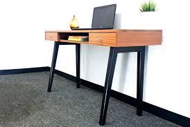 vintage office table. Mid Century Modern Office Desk Stylish Vintage Chair Table