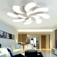 ikea ceiling lamps lights for bedroom flower acrylic led light modern living room lighting paper shade ikea ceiling