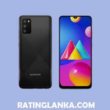 Samsung Galaxy M02s - RatingLanka - 2021