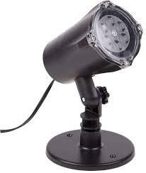 <b>LED проектор</b>, <b>белые</b> снежинки, 220В <b>Neon</b>-<b>Night</b> 601-263 ...