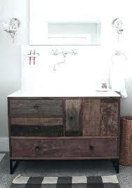 Rustic Modern Bathroom Vanities For Vanity Remodel 16 Zanestirancom