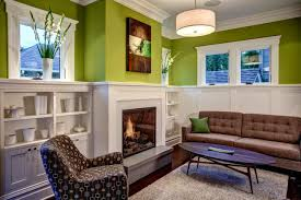office adas features lime. Lime-Green Family Room Features Crisp White Wainscoting Office Adas Lime