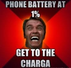 The 19 Stages Of Your Phone's Battery Life | Phones, Lol and Funny via Relatably.com