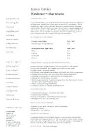 Work Resume Template Limited Work Experience Resume Template Basic