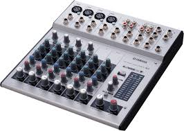 yamaha mixer. yamaha mw10 usb mixer o