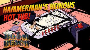 Boom Beach - Hammerman's Heinous Hot Tub | Facebook