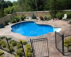 Backyard Pools Designs Enchanting Backyard Swimming Pools Designs 48 Bestpatogh