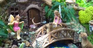 fairy garden statues. How To Build A Fairy Garden Using Statues O