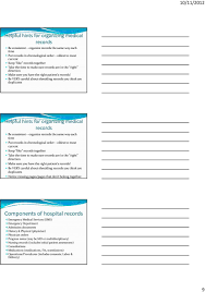 Medical Chart Shredding Litigation Session Ii 10 45 Interpretation Of Medical