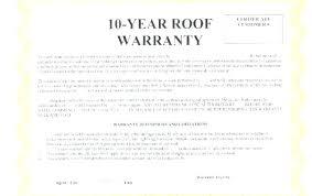 Warranty Card Template Warranty Certificate Template 9 Free