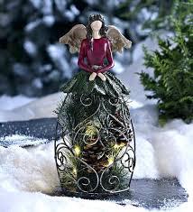 outdoor lighted angel outdoor angel angel yard decorations clearance outdoor outdoor lighted angels