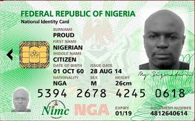 - com Have Africa To South Identity Card In Onlinenigeria Set Nigerians