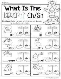 Ch, sh, th, ck, ng, ck, th, wh. April Printables Kindergarten Literacy And Math Kindergarten Math Worksheets Free Kindergarten Math Free Kindergarten Literacy