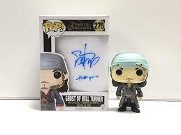 Pirates of the Caribbean Johnny Depp SIGNED Funko Pop - Dec 15, 2019   Haus  of Collectibles in United States