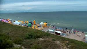 Darłowo plaża live ponad 500 kamer na żywo - oglądaj