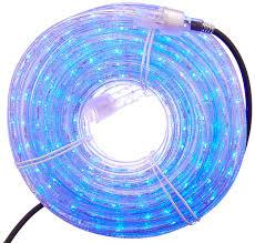 1 2 Inch Led Rope Light Cbconcept 120vlr50ft Blue 120v 2 Wire 1 2 Inch Led Rope Light With 1 0 Inch Led Spacing 50 Feet Blue