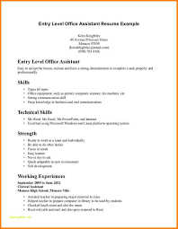 Medical Assistant Resume Templates 100 entry level medical assistant resume Ledger Review 53