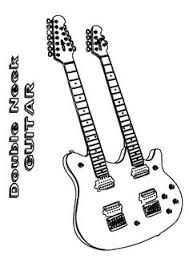 Small Picture Acoustic Guitar Free Printable Coloring Page Guitar Lead