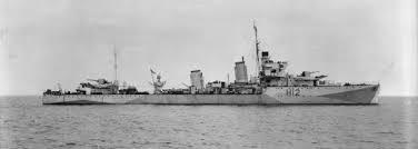 Able Seaman, C/JX 318370 Ernest Jennings, HMS Achates, Royal Navy |  Bramford Local History Group