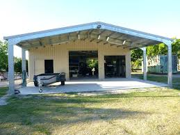 carport in front of house garage with carport front carports sheds and garages adding carport to