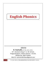 Phonics Generalizations Chart Rk English Phonics Documents