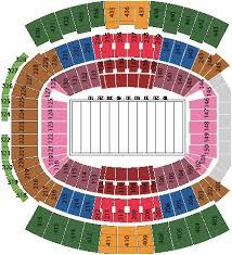 Everbank Field Seating Chart Raven Stadium Seating Chart Everbank Seating Charts Stadium